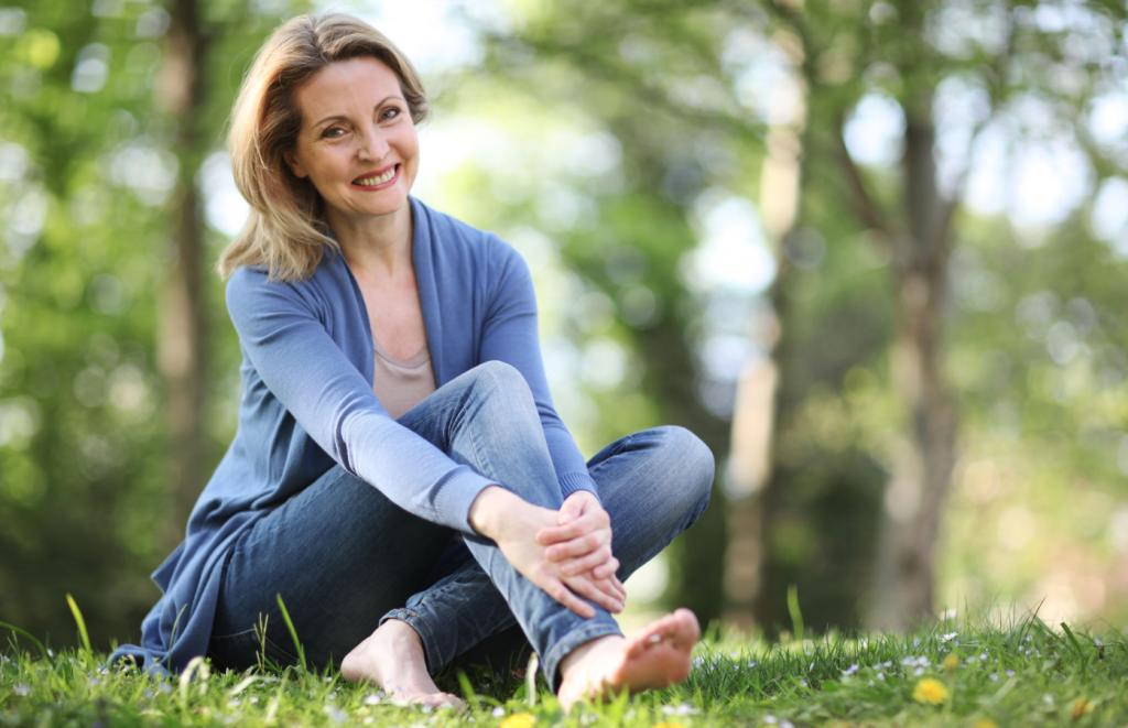 Reife Frauen - 10 Gründe weshalb diese attraktiv sind