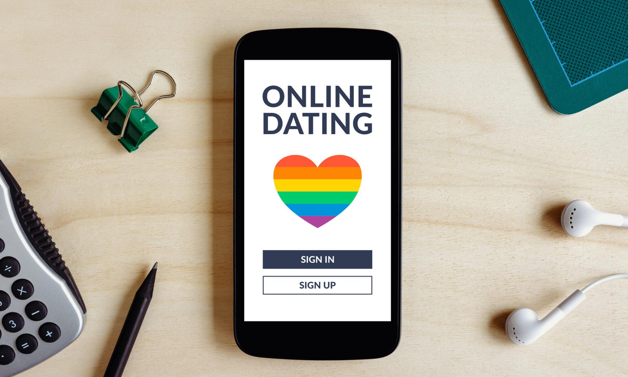 Datin App zur Partmersuche